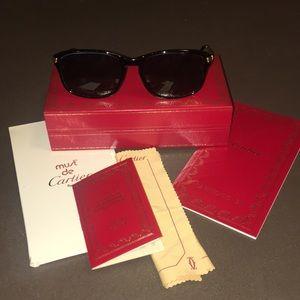 91a9ce460457 Cartier Accessories - 💯 Authentic 18k Gold   platinum Cartier eyewear